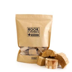 Rookhout Chunks 1,5 kg eik