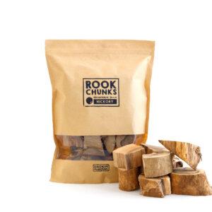 Rookhout Chunks 1,5 kg hickory